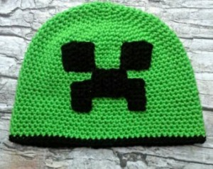 Creeper Hat Pattern