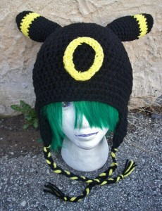 Crochet Anime Hats