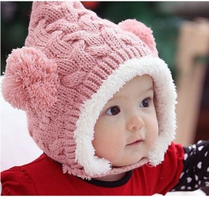 Crochet Baby Winter Hats
