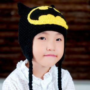 Crochet Kids Winter Hats