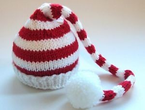 Crochet Santa Hats