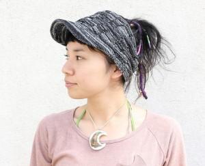 Crochet Tennis Hat