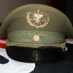 Cuban Military Hat