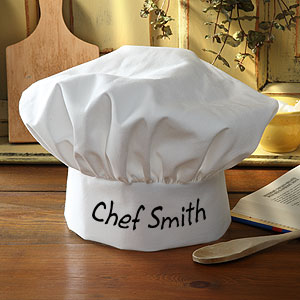 Custom Chef Hats