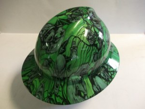 Custom Design Hard Hats