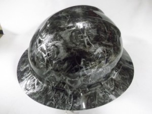 Custom Full Brim Hard Hats