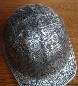 Custom Hard Hat Designs