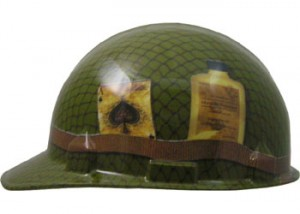 Custom Safety Hard Hats