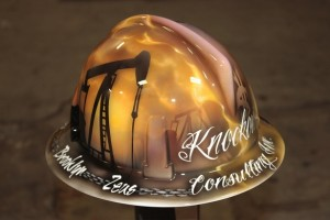 Customized Hard Hats