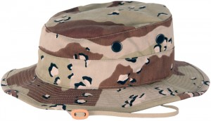 Desert Camo Boonie Hat