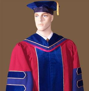 Doctorate Graduation Hat