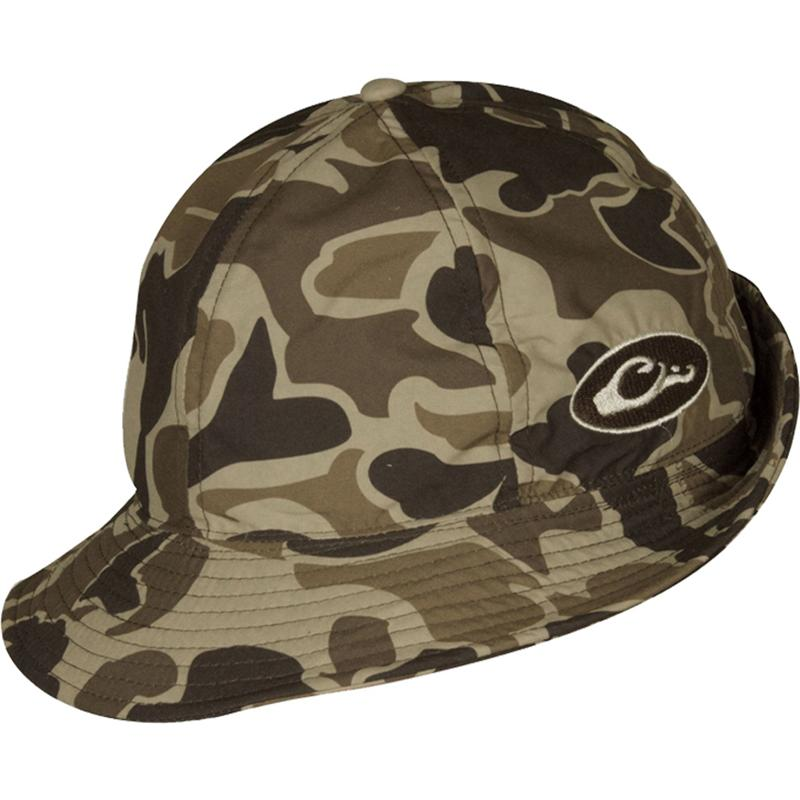2e93b6d490e Drake Old School Jones Hat