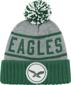 Eagles Winter Hat Photos