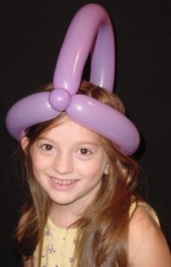 Easy Balloon Hats