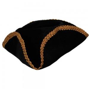 Fancy Pirate Captain Hat