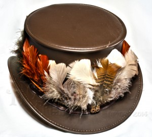 Feather Hat Band