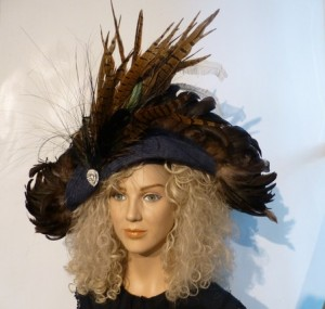 Feathered Hats