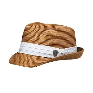 Fedora Hat Straw