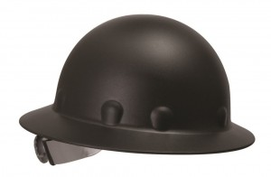 Fiberglass Hard Hat Full Brim