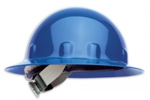 Fibre Metal Full Brim Hard Hat