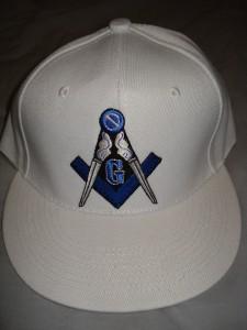 Fitted Masonic Hats
