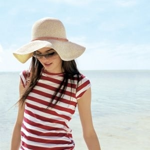 Floppy Beach Hat Photos