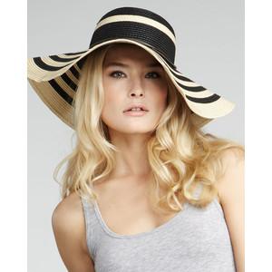 Floppy Beach Hat Tag Hats