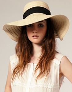 Floppy Straw Hat Pictures