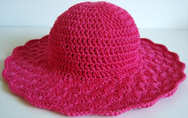 Free Crochet Pattern For Baby Floppy Hats : Floppy Sun Hats ? Tag Hats