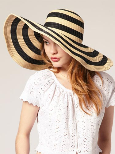 Summer Hairstyles for Hats