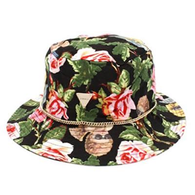 Floral Bucket Hat Images