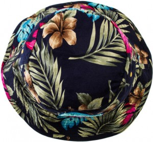 Floral Bucket Hat Men