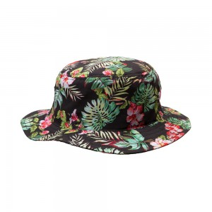 Floral Bucket Hat Womens