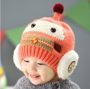 Funny Kids Winter Hats