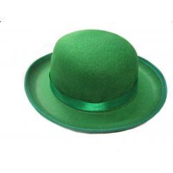Green Bowler Hat Images