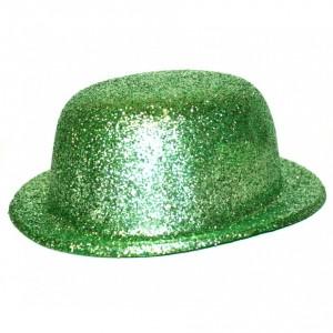 Green Bowler Hat Photos