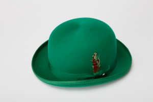 Green Bowler Hat Pictures