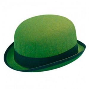 Green Bowler Hats
