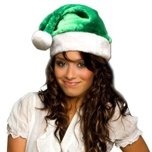 Green Santa Hat Pictures