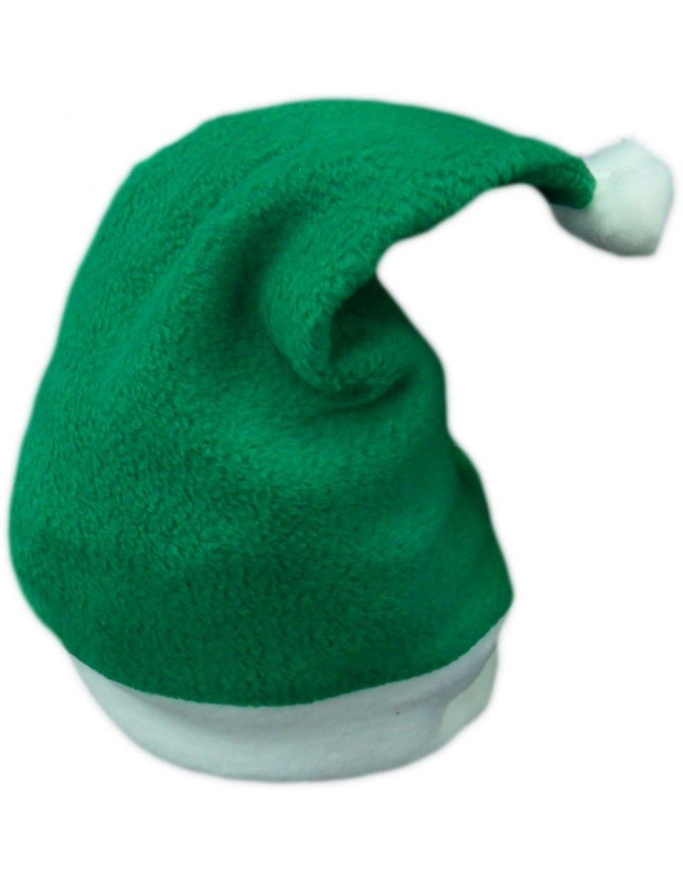 Green santa hats tag