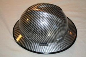 Hard Hat Carbon Fiber