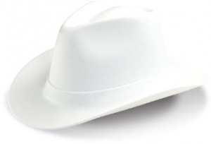 Hard Hat Cowboy Style