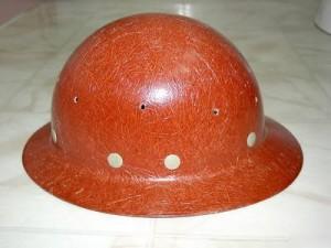 Hard Hat Fiberglass