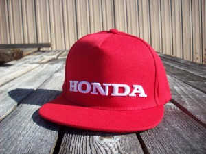 Honda Fitted Hat