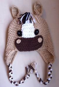 Horse Hat Crochet
