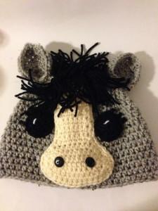 Horse Hat Pattern
