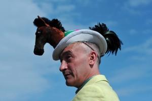Horse Race Hats