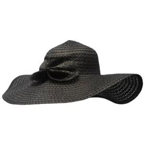 Images of Black Floppy Sun Hat