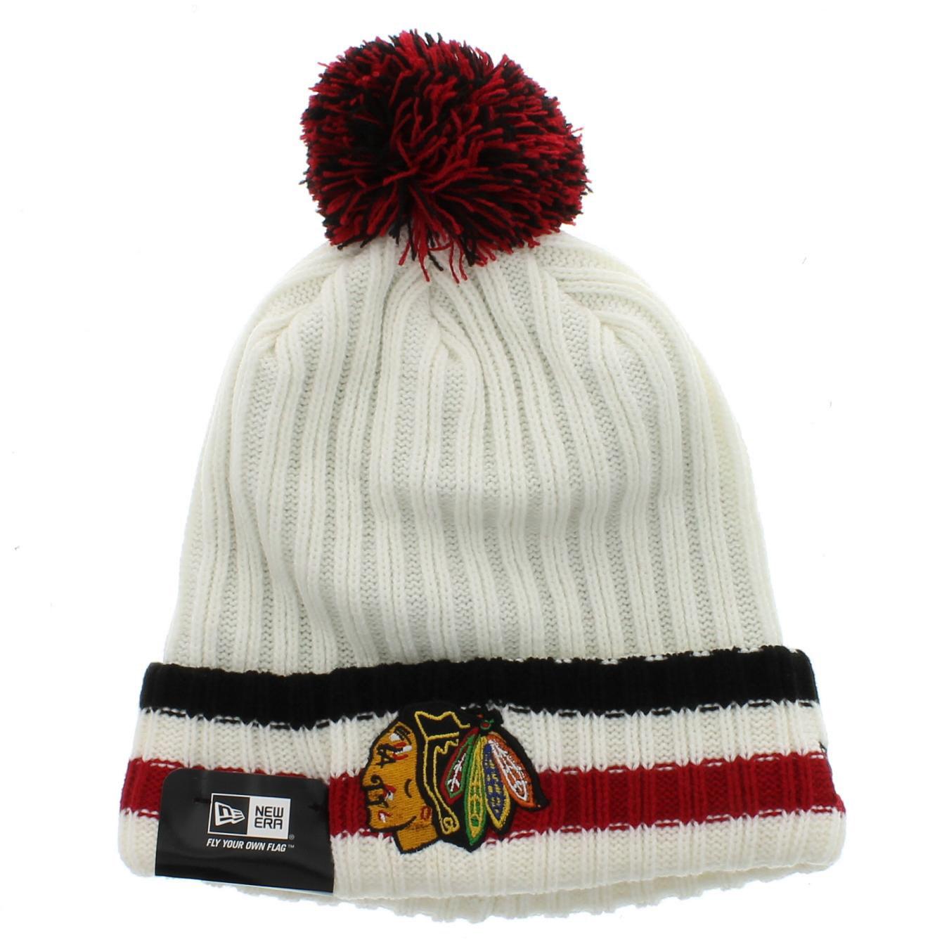 Blackhawks Winter Hats Tag Hats