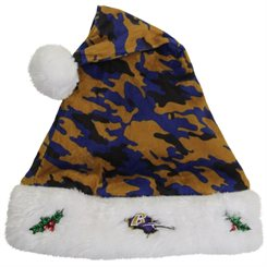 Images of Camo Santa Hat
